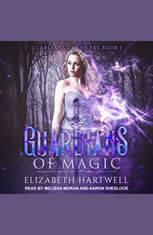Guardians of Magic: A Reverse Harem Paranormal Fantasy Romance - Audiobook Download