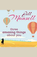 Three Amazing Things About You - Audiobook Download