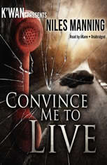 Convince Me to Live - Audiobook Download