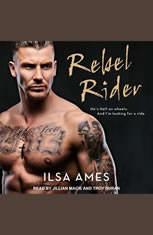 Rebel Rider - Audiobook Download