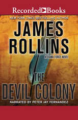 The Devil Colony - Audiobook Download