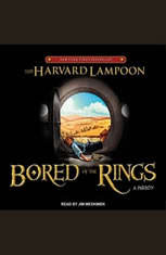 Bored of the Rings: A Parody - Audiobook Download