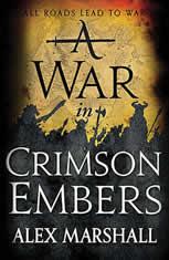 A War in Crimson Embers - Audiobook Download