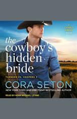 The Cowboys Hidden Bride - Audiobook Download