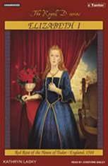 Elizabeth I: Red Rose of the House of Tudor England 1544 - Audiobook Download