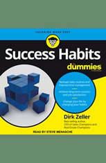 Success Habits For Dummies - Audiobook Download