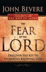 The Fear of the Lord: Discover the Key to Intimately Knowing God - Audiobook Download