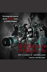 Broken Angels - Audiobook Download