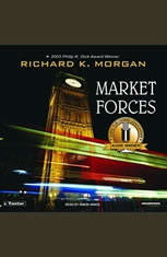 Market Forces - Audiobook Download