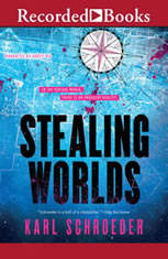 Stealing Worlds - Audiobook Download