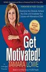 Get Motivated!: Overcome Any Obstacle Achieve Any Goal and Accelerate Your Success with Motivational DNA - Audiobook Download