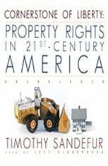 Cornerstone of Liberty: Property Rights in 21stCentury America - Audiobook Download