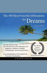 The 100 Most Powerful Affirmations for Dreams - Audiobook Download