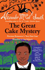 The Great Cake Mystery: Precious Ramotswes Very First Case: A Number 1 Ladies Detective Agency Book for Young Readers - Audiobook Download