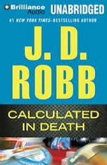 Calculated In Death - Audiobook Download