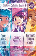Star Darlings Collection: Volume 4: Adora Finds a Friend; Clovers Parent Fix; Gemma and the Ultimate Standoff - Audiobook Download