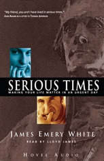 Serious Times: Making Your Life Matter - Audiobook Download
