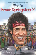 Who Is Bruce Springsteen? - Audiobook Download