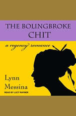 The Bolingbroke Chit: A Regency Romance - Audiobook Download