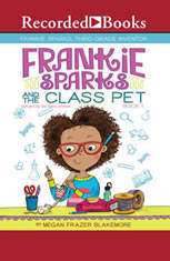 Frankie Sparks and the Class Pet - Audiobook Download