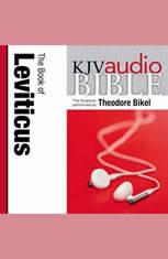 Pure Voice Audio Bible - King James Version KJV: (03) Leviticus - Audiobook Download