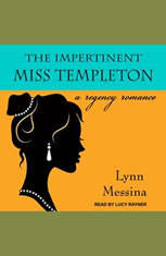 The Impertinent Miss Templeton: A Regency Romance - Audiobook Download
