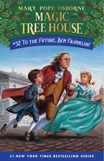 To the Future Ben Franklin! - Audiobook Download