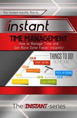 Instant Time Management - Audiobook Download