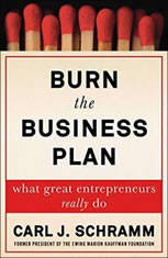 Burn the Business Plan: What Great Entrepreneurs Really Do - Audiobook Download