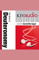Pure Voice Audio Bible - King James Version KJV: (05) Deuteronomy - Audiobook Download