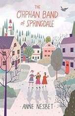 The Orphan Band of Springdale - Audiobook Download
