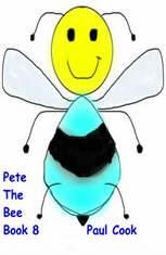 Pete The Bee Book 8 - Audiobook Download