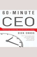 60-Minute CEO: Mastering Leadership an Hour at a Time - Audiobook Download
