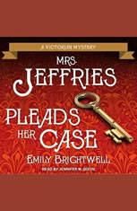 Mrs. Jeffries Pleads Her Case - Audiobook Download