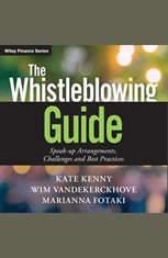 The Whistleblowing Guide: Speak-up Arrangements Challenges and Best Practices - Audiobook Download