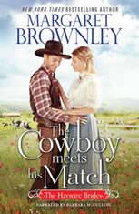 Cowboy Meets His Match - Audiobook Download
