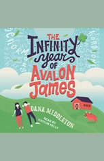 The Infinity Year of Avalon James - Audiobook Download