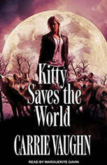 Kitty Saves the World - Audiobook Download