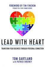 Lead with Heart: Transfer Your Business Through Personal Connection - Audiobook Download