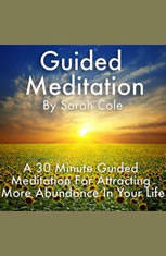 Guided Meditation: A 30 Minute Guided Meditation For Attracting More Abundance In Your Life - Audiobook Download