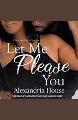Let Me Please You: A McClain Family Novella - Audiobook Download