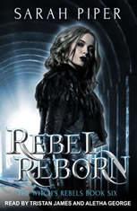 Rebel Reborn: A Reverse Harem Paranormal Romance - Audiobook Download