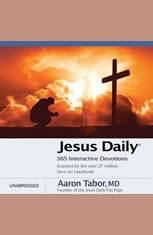 Jesus Daily: 365 Interactive Devotions - Audiobook Download