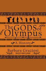 The Gods of Olympus: A History - Audiobook Download