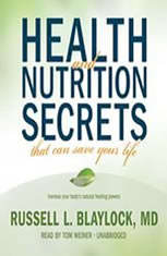 Health and Nutrition Secrets That Can Save Your Life - Audiobook Download