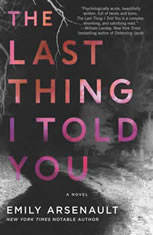 The Last Thing I Told You - Audiobook Download