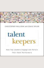 Talent Keepers: How Top Leaders Engage and Retain Their Best Performers - Audiobook Download