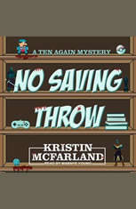 No Saving Throw - Audiobook Download