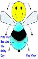Pete The Bee And The Rainy Day - Audiobook Download