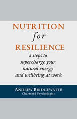 Nutrition for Resilience: 8 steps to supercharge your natural energy & wellbeing at work - Audiobook Download